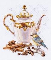 Набор для вышивки крестом Алиса 5-21 Ценитель кофе