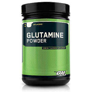 Глютамин Optimum Nutrition Glutamine powder 1 kg натуральный вкус
