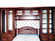 Кровать из массива Флоренция 140/200 от производителя, фото 2