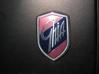 """Значок """"Ghia"""",б.у Форд, фото 1"""
