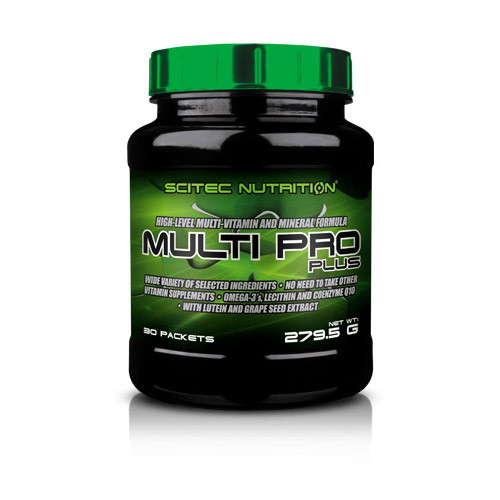 Витамины Scitec Nutrition Multi Pro Plus 30 pack