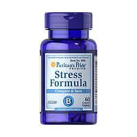 Стресс формула Puritan's Pride Stress Formula 60 caps