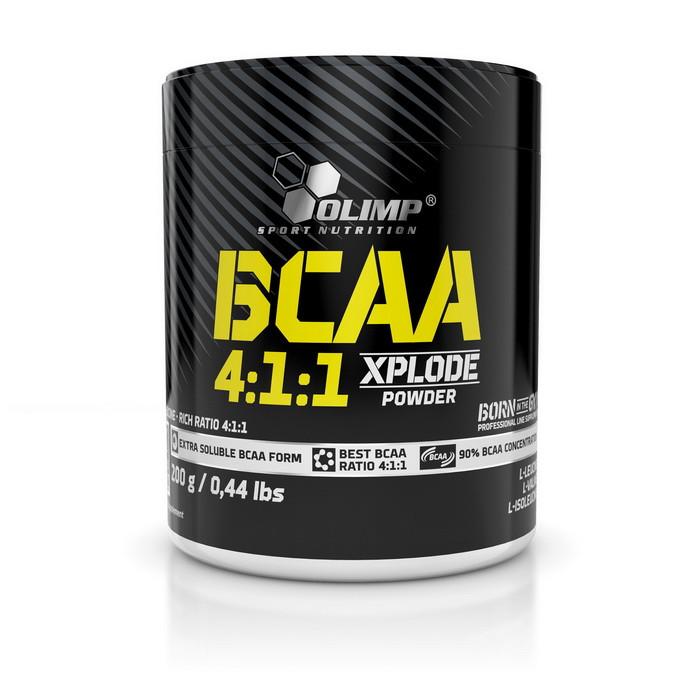 ВСАА Аминокислоты OLIMP BCAA 4:1:1 Xplode 200 g