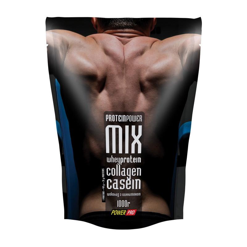 Комплексный протеин Power Pro Protein Power MIX 1 kg