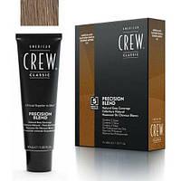 Краска для волос 5-6 уровень American Crew Precision Blend Medium Ash 3шт x 40 ml