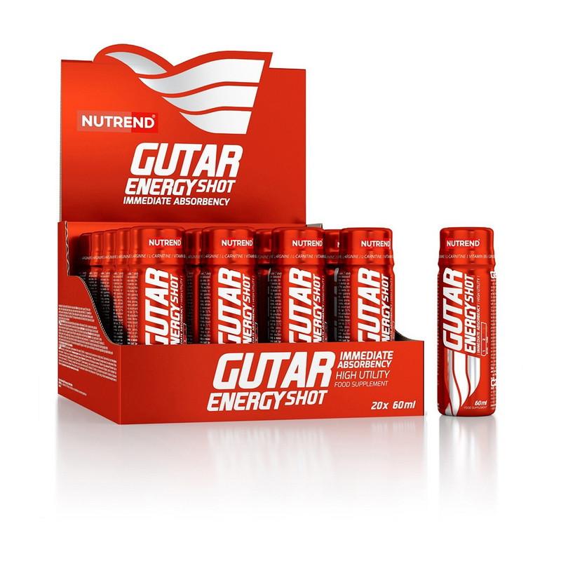 Энергетик Nutrend Gutar Energy Shot 60 ml