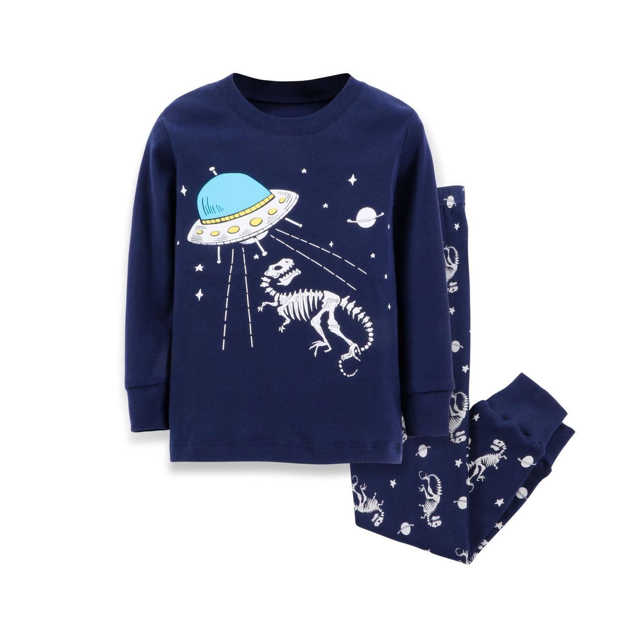 Детская пижама для мальчика артикул 726 нло