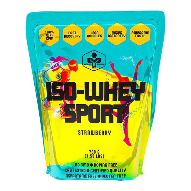 Сывороточный протеин MUST Iso-Whey Sport 700 g