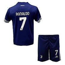 Детская футбольная форма ФК Ювентус Роналдо 2020-2021 г