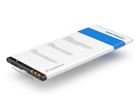 Аккумулятор Craftmann BV-T3G для Microsoft Lumia 650 (RM-1154) (ёмкость 2000mAh), фото 2