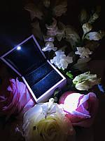 Коробочка для предложения со светодиодной подсветкой