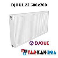 Радиатор стальной DJOUL 22 600x700