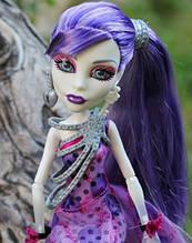 Кукла Monster High Спектра Вондергейст (Spectra) Вечеринка в горошек Монстер Хай Школа монстров