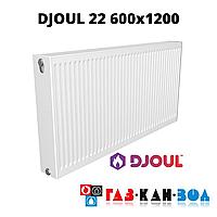 Радіатор сталевий DJOUL 22 600x1200, фото 1