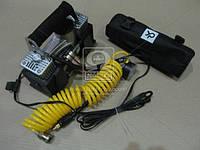 Компрессор, 12V, 10Атм, 60л/мин, 2-х поршневый, клеммы, шланг 5м., . DK31-112