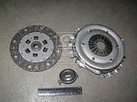 Сцепление МОСКВИЧ 2141 (диск нажимной+ведомый+подшип) (Luk). 620 1962 00