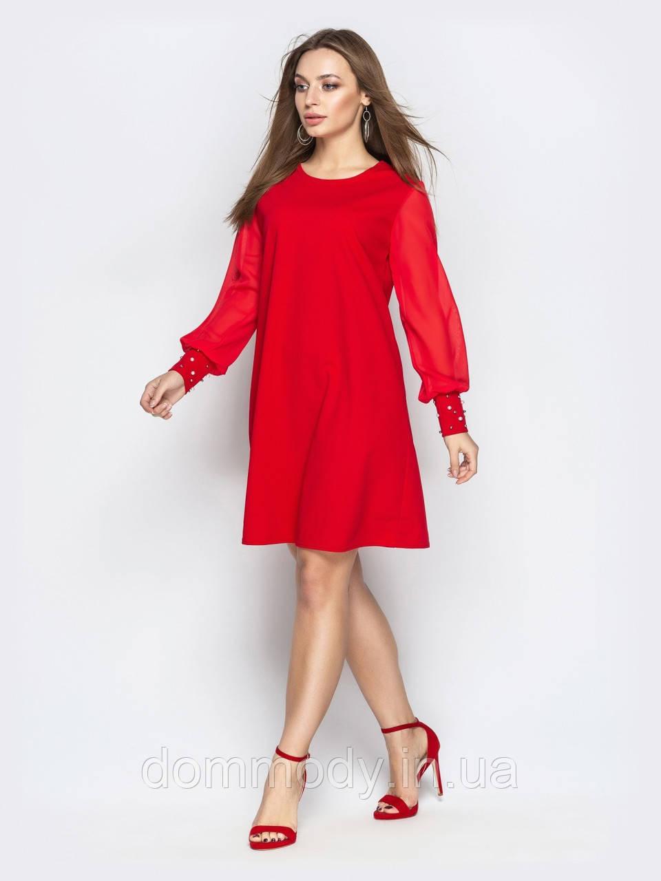 Платье женское Tammy red