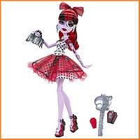 Кукла Monster High Оперетта (Operetta) из серии Dot Dead Gorgeous Монстр Хай