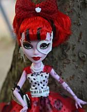 Кукла Monster High Оперетта (Operetta) Вечеринка в горошек Монстер Хай Школа монстров