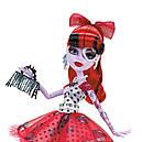 Лялька Monster High Оперета (Operetta) Вечірка в горошок Монстер Хай Школа монстрів, фото 9