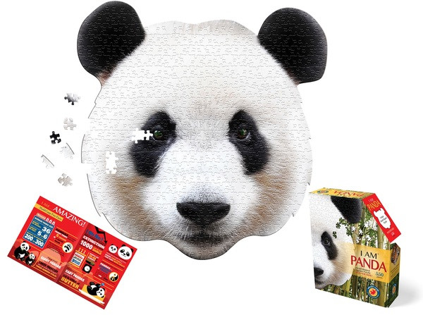 Пазл I AM  Панда (550шт)