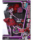 Лялька Monster High Оперета (Operetta) Вечірка в горошок Монстер Хай Школа монстрів, фото 10