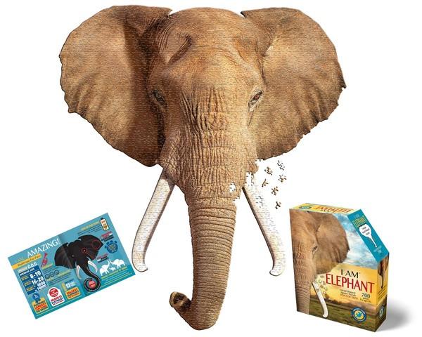 Пазл I AM  Слон (700шт)