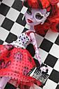 Лялька Monster High Оперета (Operetta) Вечірка в горошок Монстер Хай Школа монстрів, фото 4