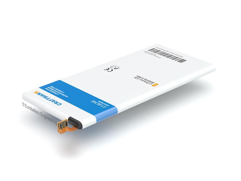Аккумулятор Craftmann для Samsung Galaxy A7 SM-A700, SM-A700F (ёмкость 2600mAh)