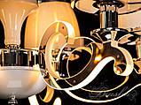 Классическая люстра в современном стиле на 6 плафонов 8316/6HR, фото 5