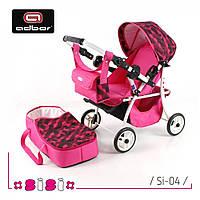 Детская коляска для кукол Adbor SISI Si 04