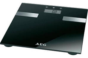 Весы AEG PW 5644 FA черные, 7-в-1, Германия