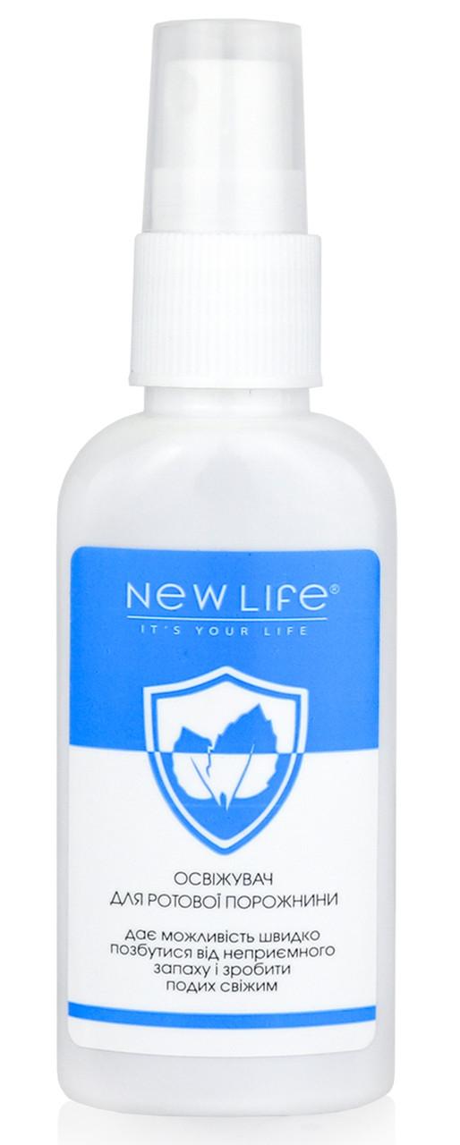 Освежитель для полости рта «Новая жизнь»