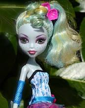 Кукла Monster High Лагуна Блю (Lagoona Blue) Вечеринка в горошек Монстер Хай Школа монстров
