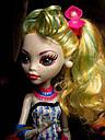 Кукла Monster High Лагуна Блю (Lagoona Blue) Вечеринка в горошек Монстер Хай Школа монстров, фото 2
