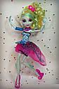 Кукла Monster High Лагуна Блю (Lagoona Blue) Вечеринка в горошек Монстер Хай Школа монстров, фото 5