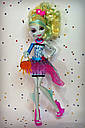 Кукла Monster High Лагуна Блю (Lagoona Blue) Вечеринка в горошек Монстер Хай Школа монстров, фото 6