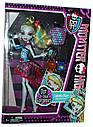 Кукла Monster High Лагуна Блю (Lagoona Blue) Вечеринка в горошек Монстер Хай Школа монстров, фото 10