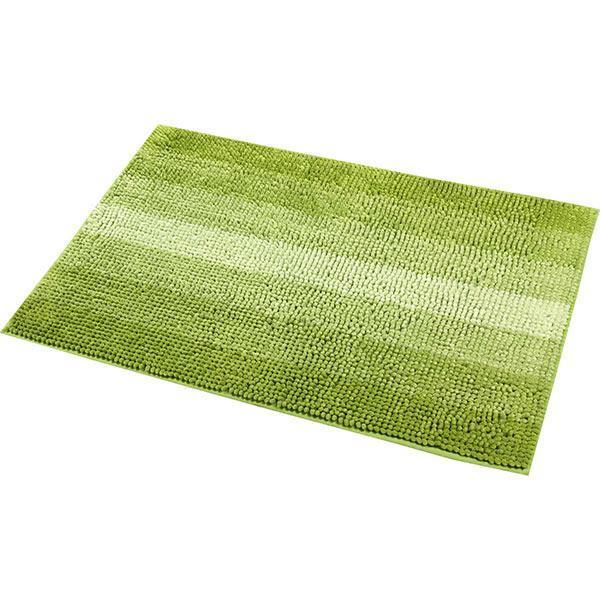 Коврик 90*60см в ванную Махрамат Dariana 5174 светло-зеленый