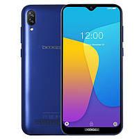 "Смартфон DOOGEE X90 1/16GB 6,1"" Blue, фото 1"