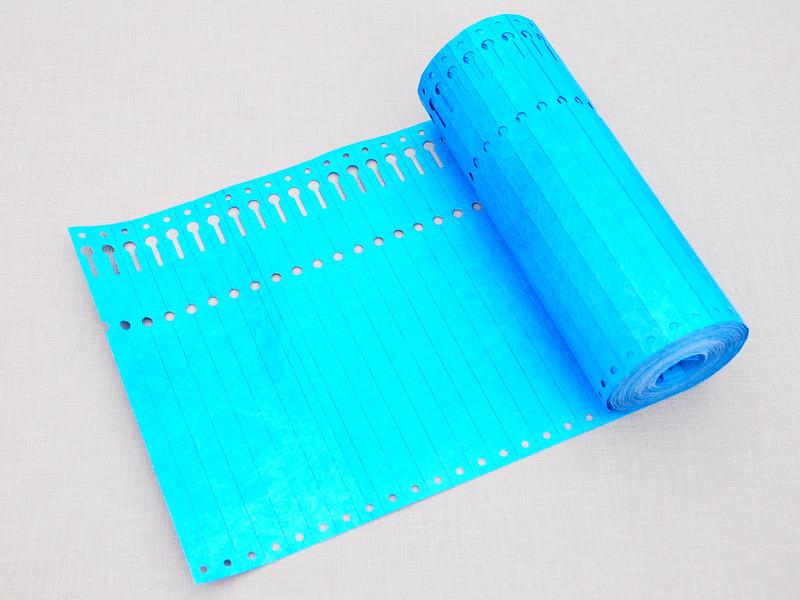 Етикетки-петля для рослин TYVEK 1,275 х 22 см, 1000 шт, блакитні - Тивек