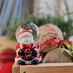 Новорічна фігурка декоративна Санта (мал.)