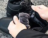 Мужские зимние кроссовки Reebok Classic High, мужские зимние кроссовки рибок, чоловічі зимові кросівки Reebok, фото 5