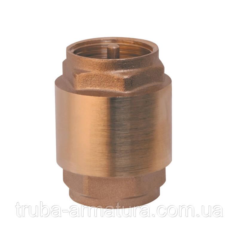 "Обратный клапан SD Plus с латунным штоком 1"" 1/2"