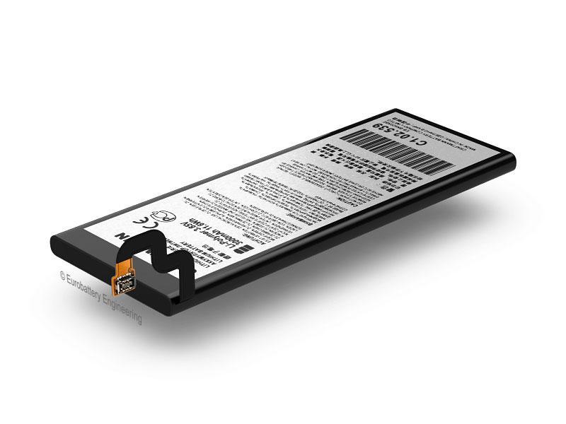 Аккумулятор Craftmann для Samsung SM-N920 Galaxy Note 5 (ёмкость 3000mAh)