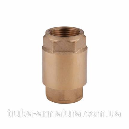 """Зворотний клапан SD Forte 1"""" EURO, фото 2"""
