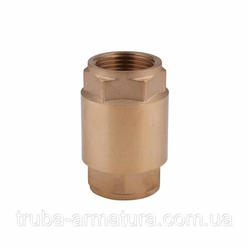"""Зворотний клапан SD Forte 1"""" EURO"""