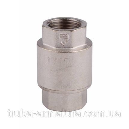 "Зворотний клапан SD Forte 1/2"", фото 2"
