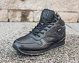 Мужские зимние ботинки Reebok Classic High, мужские зимние ботинки рибок чоловічі зимові черевики Reebok рібок, фото 3