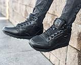 Мужские зимние ботинки Reebok Classic High, мужские зимние ботинки рибок чоловічі зимові черевики Reebok рібок, фото 4